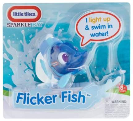 """Игрушка для ванны """"Рыбка Огонек"""" - Рыба-ласточка (свет) Little Tikes"""