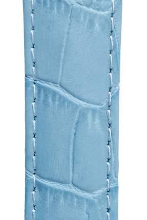 Ремешок для часов Signature 111560-18-long светло-голубой 18 mm long