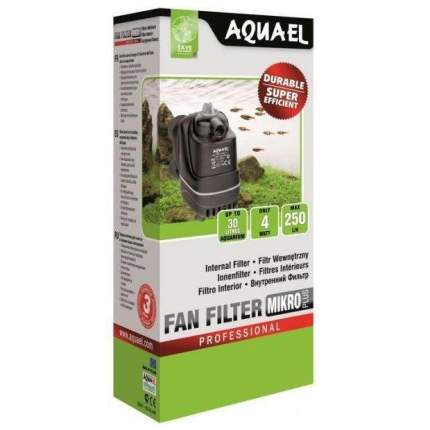 Фильтр для аквариума внутренний Aquael FAN Mikro Plus 107621, 250 л/ч, 2,2 Вт