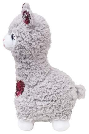 Мягкая игрушка животное СмолТойс Лама 4452757