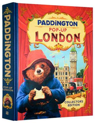 Paddington: Pop-Up London. Movie tie-in. Collector's Edition