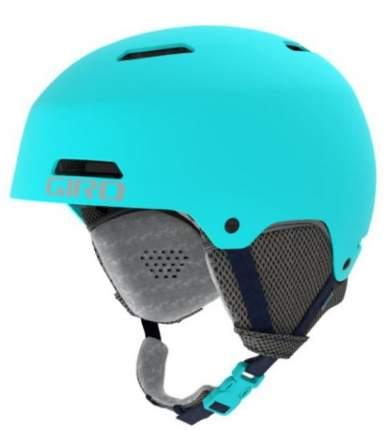 Горнолыжный шлем юниорский Giro Crue 2019, голубой, S
