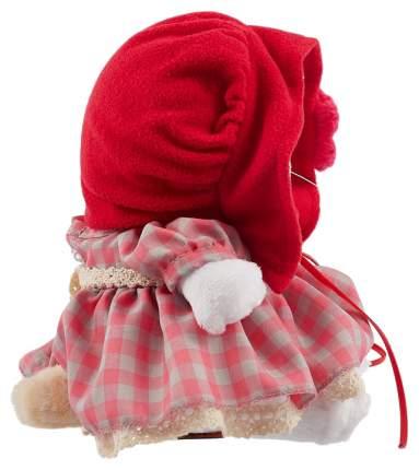 Мягкая игрушка BUDI BASA Ли-Ли BABY в красной шапочке, 20 см