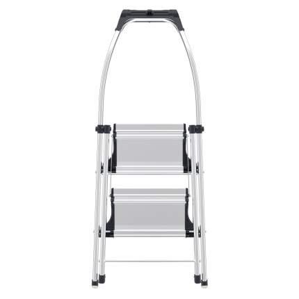 Стремянка Hailo алюминиевая LivingStep Comfort Plus 2 ступени