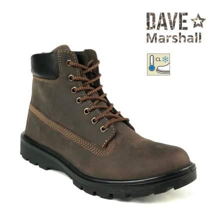 """Ботинки Dave Marshall Dakota B-6"""", коричневые, 42 RU"""
