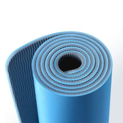 Коврика для йоги Xiaomi Yunmai Double-sided Yoga Mats Blue