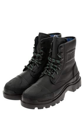 Ботинки мужские DIESEL Y02019 черные 45 RU
