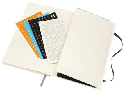 Еженедельник датированный на 18 месяцев Academic Soft WKNT Large, 208 стр. 13х21 см черный
