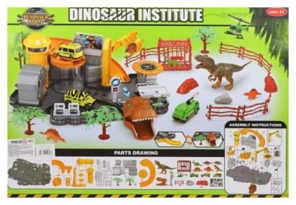 Игровой набор Наша игрушка Научно-исследовательская база, динозавры