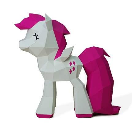 "3D фигура Paperraz ""Милая Пони Виолетта"""