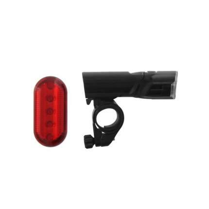 Набор из переднего и заднего LED фонарей TNB для велосипеда