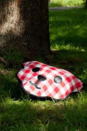 Коврик для пикника Bear красный