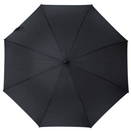 Зонт-трость полуавтомат Flioraj 232301 FJ Антишторм черный