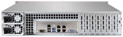 Серверная платформа Supermicro CSE-826BE1C-R920LPB