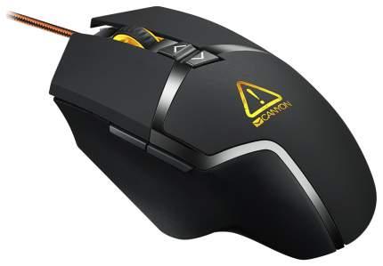 Проводная мышка CANYON CND-SGM4E Black