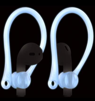 Держатель Elago Earhook (EAP-HOOKS) для наушников Apple AirPods (Nightglow Blue)