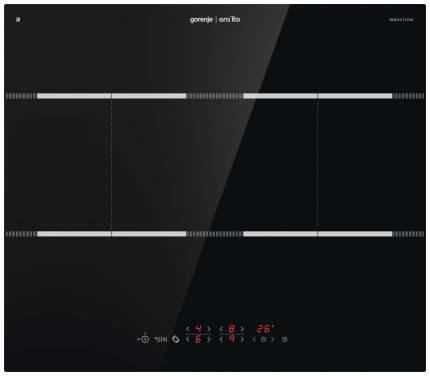 Встраиваемая варочная панель индукционная Gorenje IT646ORAB Black