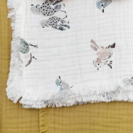 Elodie details плед feathered friend