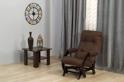 Кресло для гостиной Мебель Импэкс Комфорт 013.068, коричневый