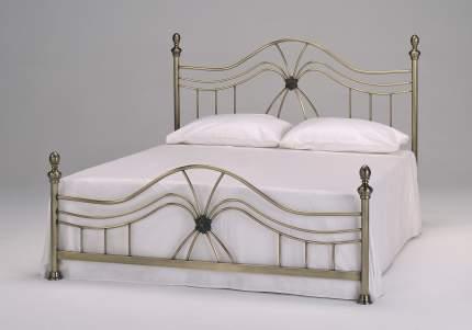 Кровать полутораспальная TetChair Beatrice 140х200 см, бежевый