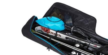 Чехол для горных лыж Thule RoundTrip, poseidon blue, 175 см