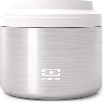 Ланч-бокс Monbento Element S Серебро