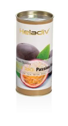 Чай черный HELADIV HD PASSION FRUIT 100 gr Round P.T.