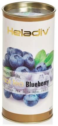Чай черный HELADIV HD BLUEBERRY 100 gr Round P.T.