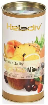 Чай черный HELADIV HD MIXED FRUIT 100 gr Round P.T.