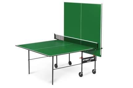 Теннисный стол Olympic green 2021 с сеткой