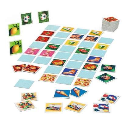 Настольная игра Мемори юниор 72 карточки