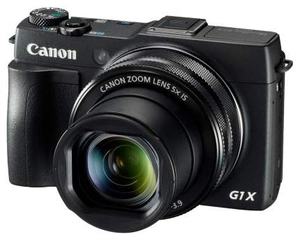 Фотоаппарат цифровой компактный Canon PowerShot G1 X Mark II Black