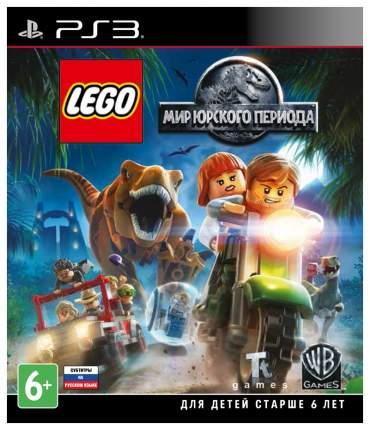 Игра для PlayStation 3 LEGO Мир Юрского Периода