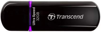 USB-флешка Transcend JetFlash 600 32GB Black (TS32GJF600)