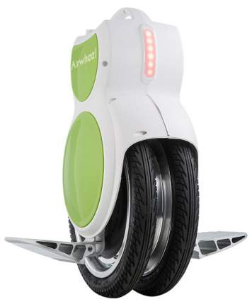 Моноколесо Airwheel Q6 170 WH White/Green (AW Q6-170WH-WHITE-GREEN)