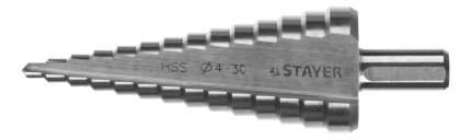 Сверло по металлу для дрелей, шуруповертов Stayer 29660-4-30-14
