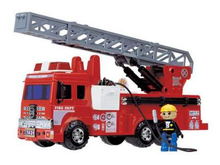 Машина спецслужбы Daesung Пожарная машина 926