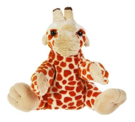 Мягкая игрушка Gulliver Рукавичка-жираф, 27 см