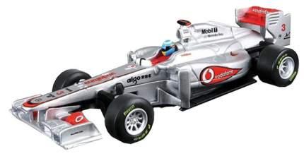 Машина формула-1 команда 2012 mclaren металлическая 1:32 bb