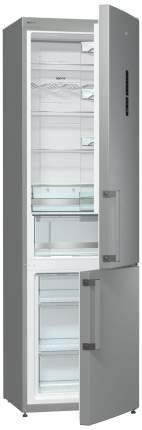 Холодильник Gorenje NRK6201MX Silver