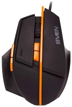 Игровая мышь Sven RX-G920 Orange/Black