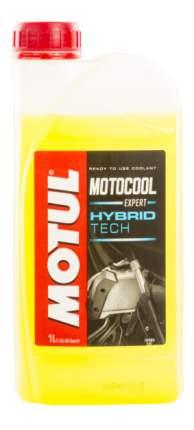 Антифриз MOTUL Motocool Expert G13 желтый готовый антифриз 1л