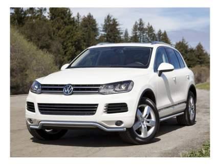 Защита порогов RIVAL для Volkswagen (R.5801.015)