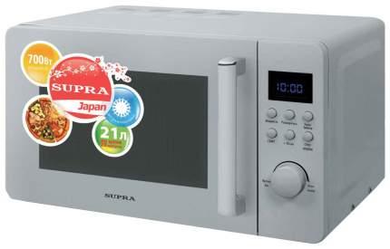 Микроволновая печь соло Supra MWS-2103TS silver