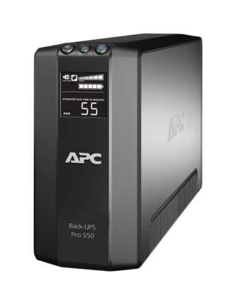 Источник бесперебойного питания APC Back-UPS Pro BR550GI Black