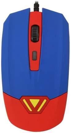 Проводная мышка CBR CM 833 Red/Blue