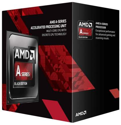 Процессор AMD A8 7670K Box