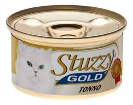 Консервы для кошек Stuzzy Gold, тунец, 24шт, 85г