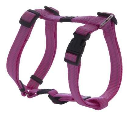 Шлейка для собак Rogz Utility M-16мм (Розовый SJ11K)