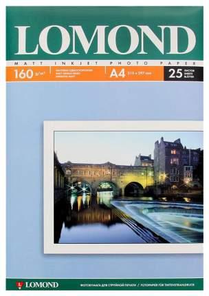 Бумага для принтера Lomond Photo 0102031 Белый